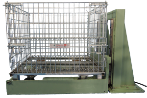 エアー式低床ボックスレベラーLBX800