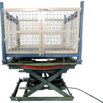 エアー式回転ボックスレベラーTBX1200